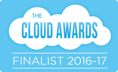 UGRU CRM For Financial Advisors is Cloud Awards Finalist 2016-2017