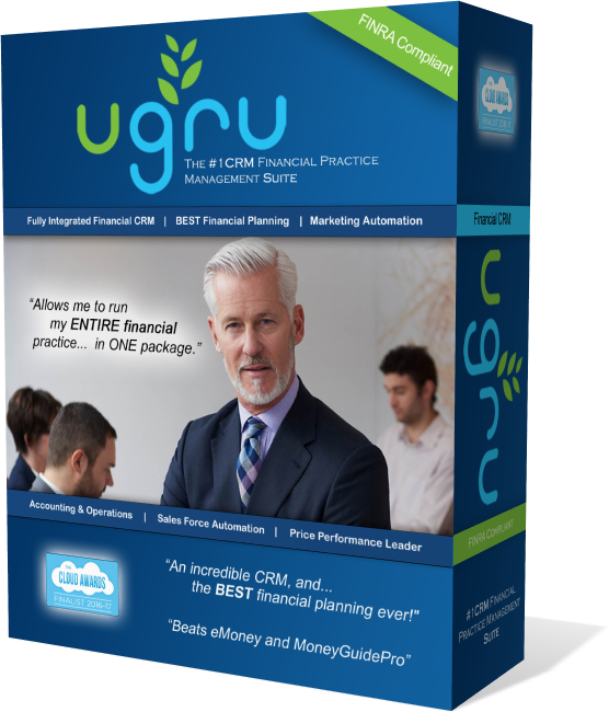 Best Financial Planning Software UGRU Boxed